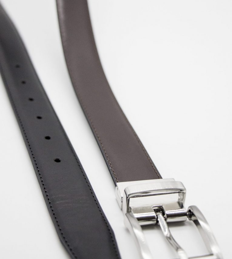 BELT009W20 (BLACK/BROWN)